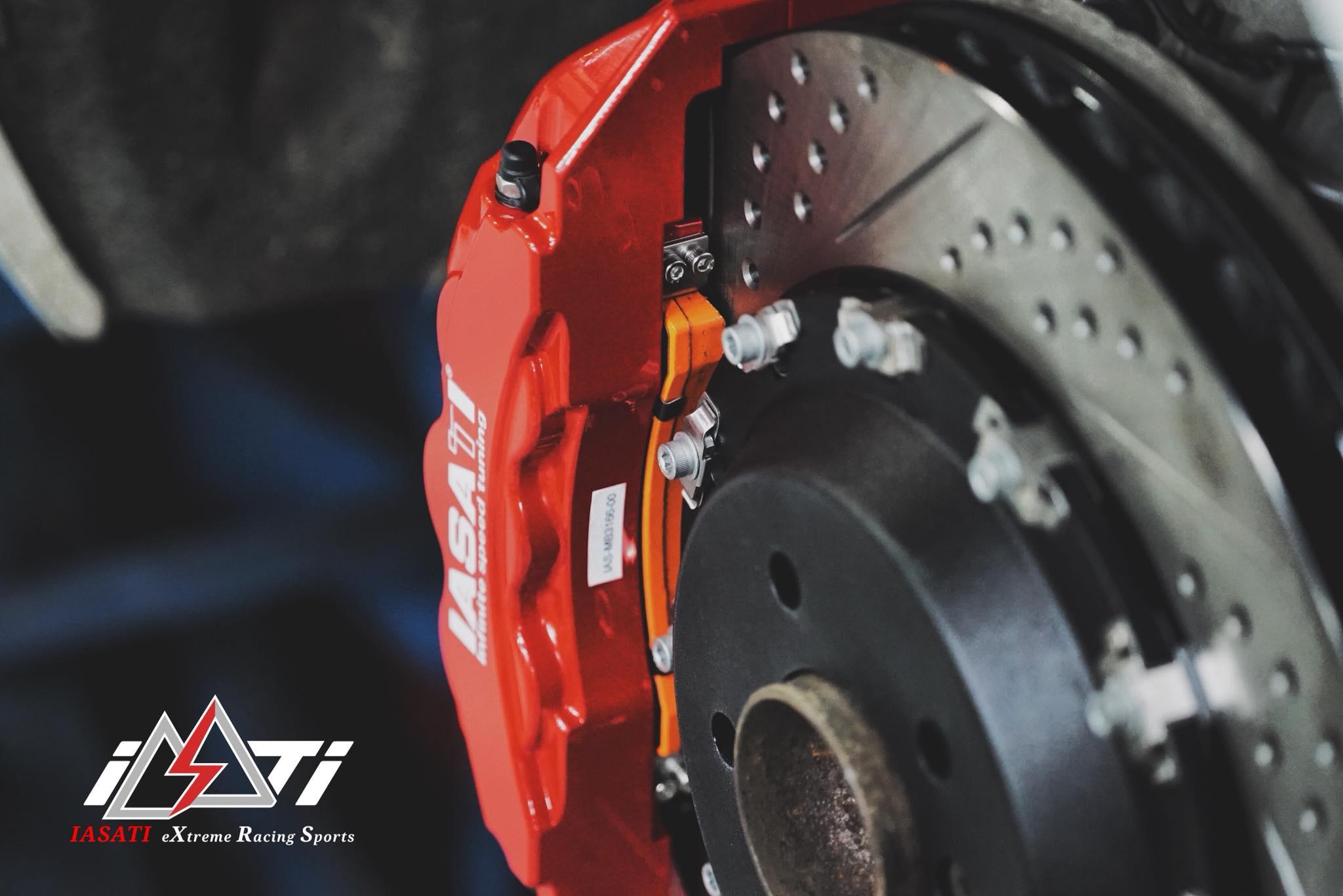 IASATI - 改裝汽車避震器、剎車卡鉗