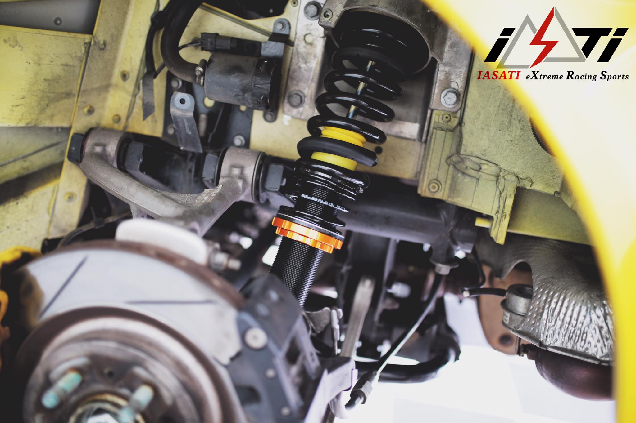 IASATI - Automobile Shock Absorbers, Suspension, Coilover, Brake-kits for modified-car